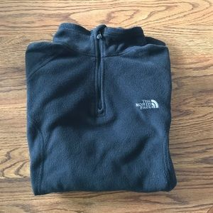 The North Face // Quarter Zip Pullover